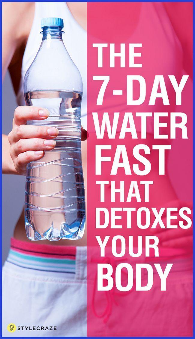 10 Amazing Vorteile von 7 Tagen Wasser schnell