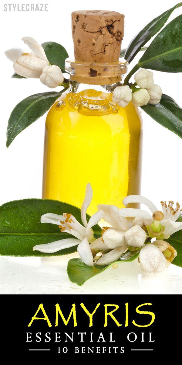 10 Amazing Vorteile von Amyris ätherischem Öl