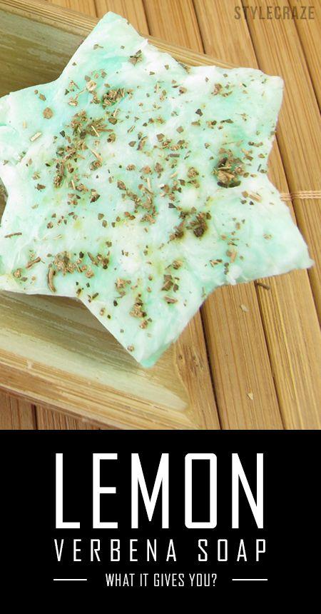 10 Amazing Vorteile der Zitronenverbene Seife