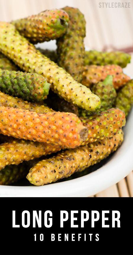 10 Amazing Vorteile von langen Pfeffer (pippali)