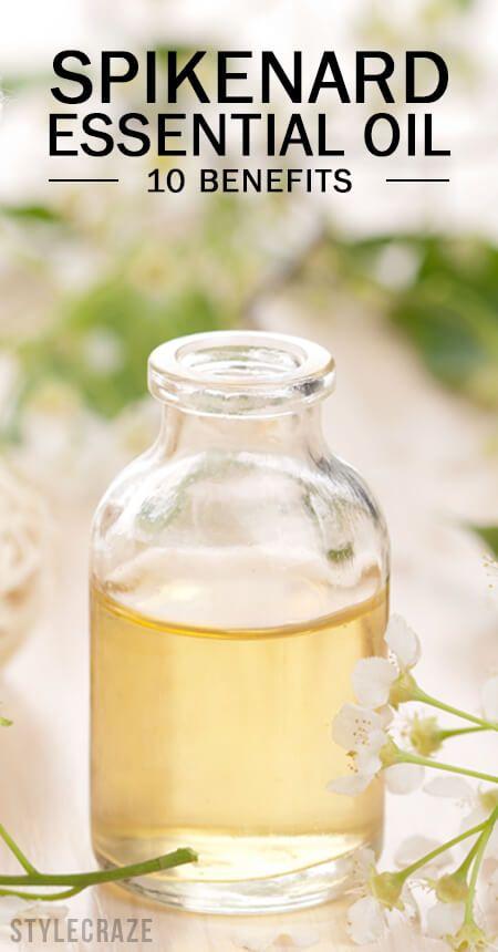 10 Amazing Vorteile von spikenard ätherischem Öl