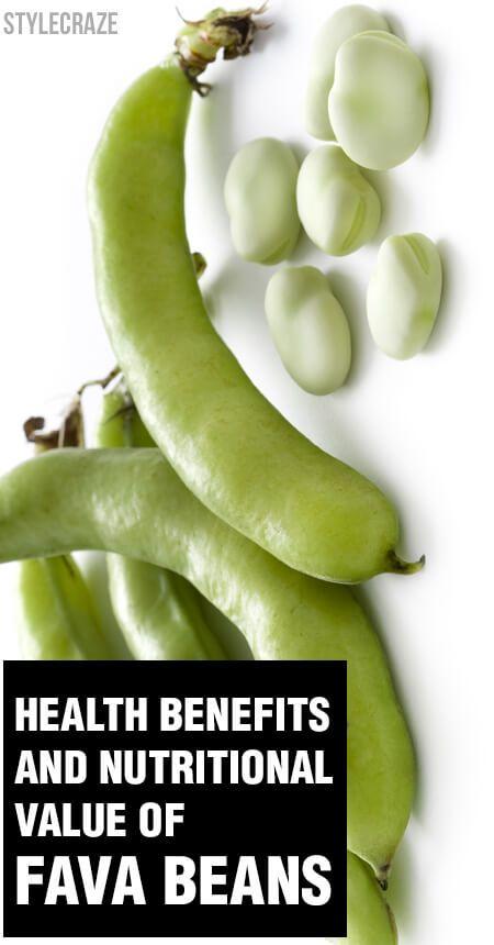 10 Amazing Nutzen für die Gesundheit und den Nährwert von Saubohnen