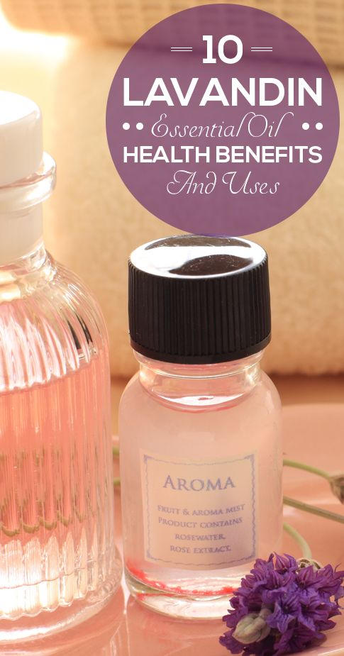10 Amazing Nutzen für die Gesundheit und die Verwendung von Lavandin ätherisches Öl