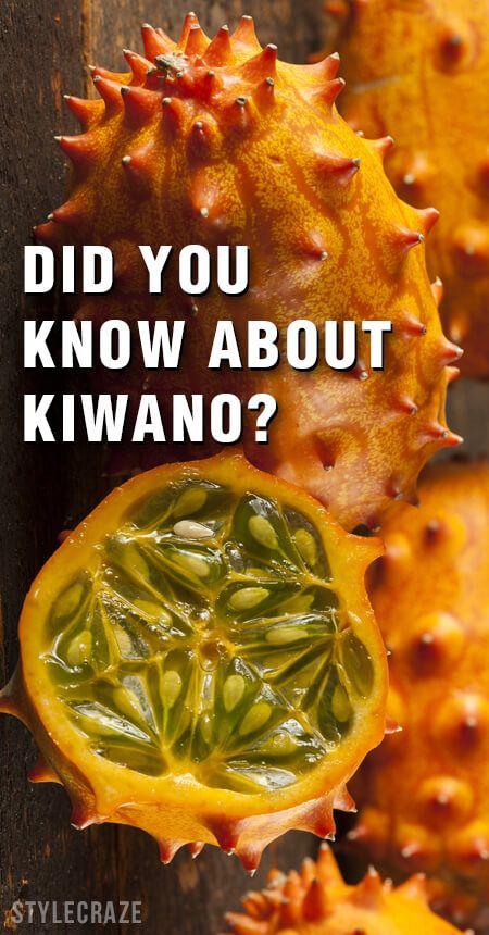 10 Amazing gesundheitlichen Vorteile von Kiwano / gehörnte Melone