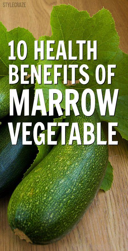 10 Amazing gesundheitliche Vorteile von Mark Gemüse