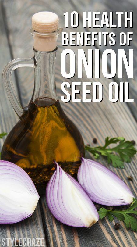 10 Amazing Nutzen für die Gesundheit von Zwiebelsamenöl