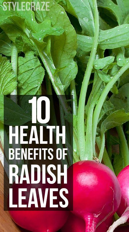 10 Amazing gesundheitlichen Vorteile von Radieschen Blätter (mooli ke patte)