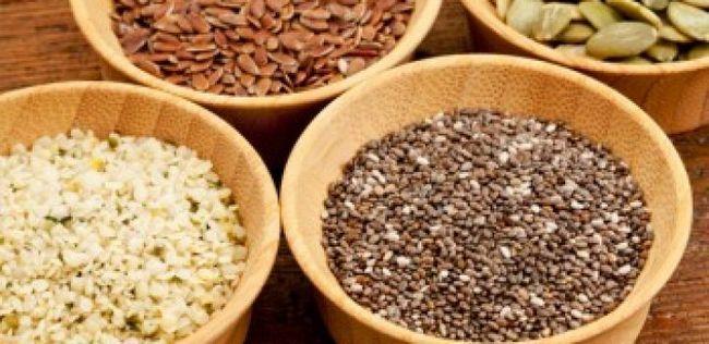 10 Amazing Samen mit wunderbaren gesundheitlichen Eigenschaften