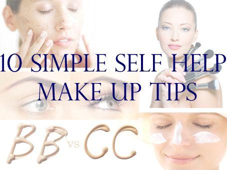 10 Top erstaunliche Selbsthilfe Make-up Tipps für eine Verjüngungskur