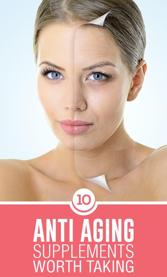 10 Die besten Anti-Aging-Ergänzungen lohnt sich