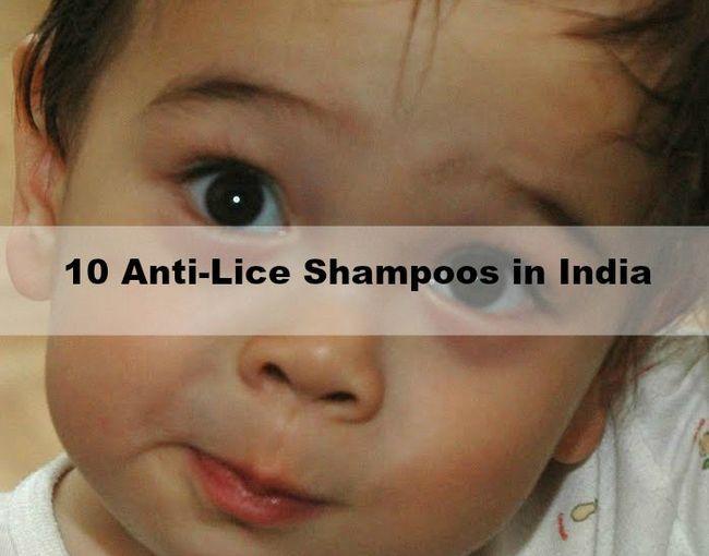 10 Der beste Anti Läuse Shampoos in Indien