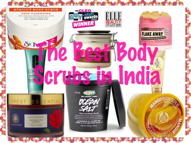 10 Best Body Peelings in Indien