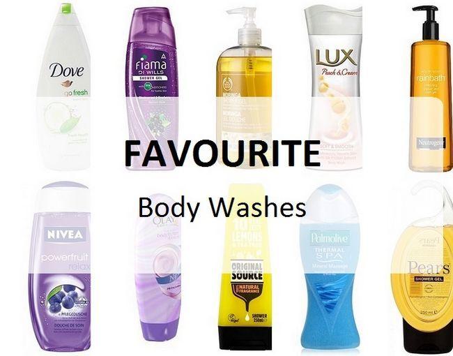 10 Die besten Körper wäscht in Indien