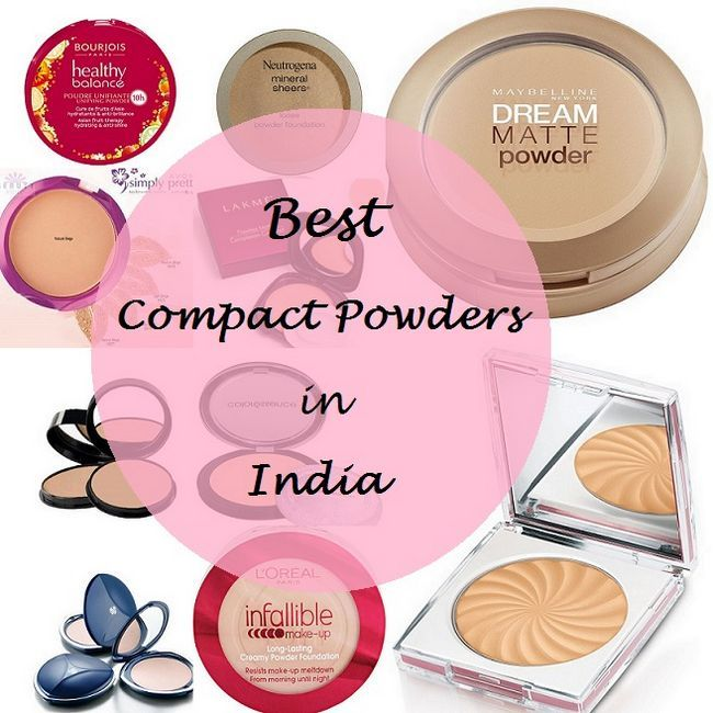 10 Top Kompaktgesichtspuder in Indien