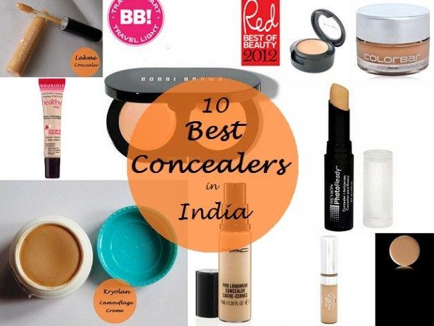 10 Die besten Concealer in Indien