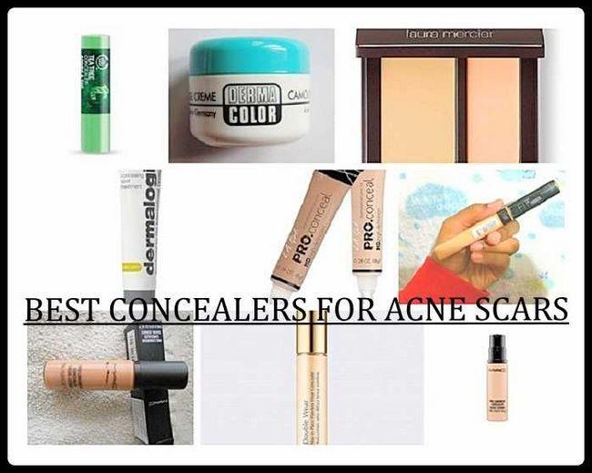10 Die besten Concealer für Akne-Narben und Flecken