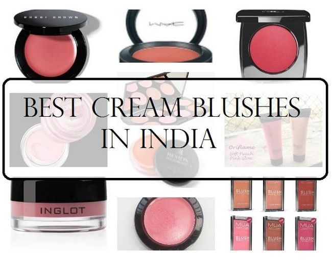 10 Beste Creme errötet in Indien