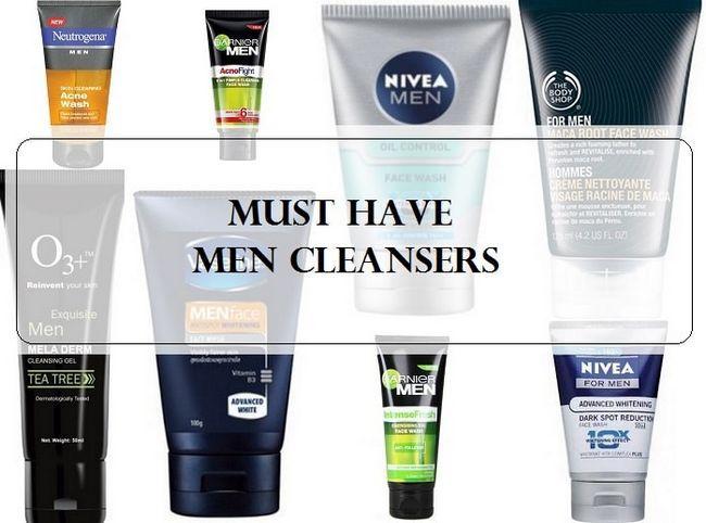 10 Beste Gesicht wäscht für Männer in Indien