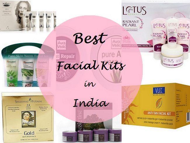 10 Best Facial-Kits verfügbar in Indien