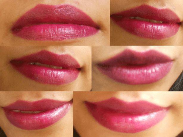 10 Top Herbst Winter Lippenstifte für fair zu dunkelen indischen Hautton
