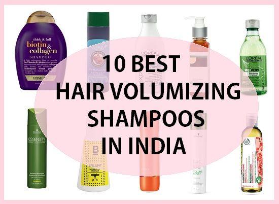 10 Best Haar volumising Shampoo in Indien für Männer und Frauen