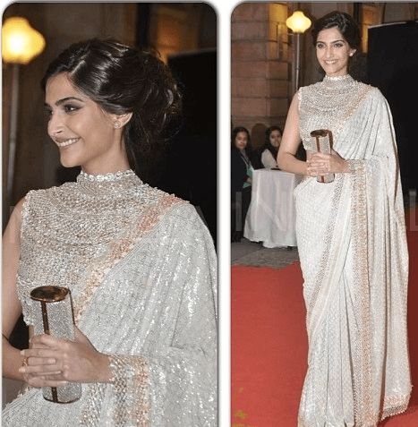 10 Beste indische Bluse Entwürfe für Nacken und Rücken: moderne Note Saris
