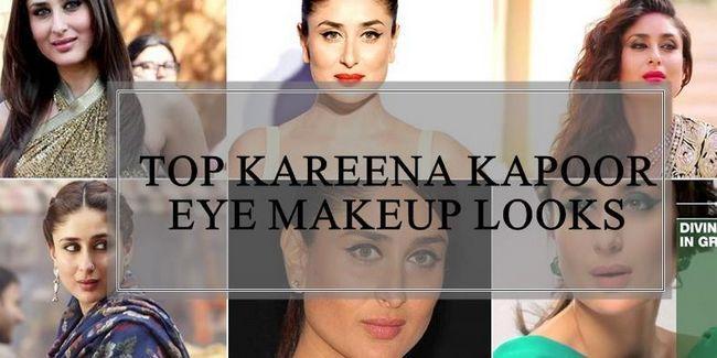 10 Top kareena kapoor Augen Make-up Looks und Ideen