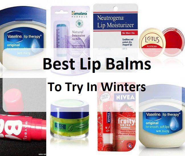 10 Bester Lippenbalsam für trockene Lippen