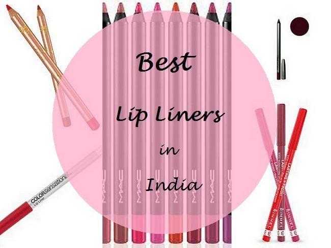 10 Top Lipliner Marken in Indien