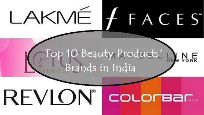 10 Beste Make-up-Marken in Indien