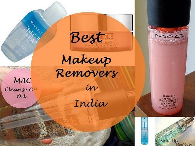 10 Beste Make-up-Entferner in Indien - wasserdicht, für fettige und trockene Haut