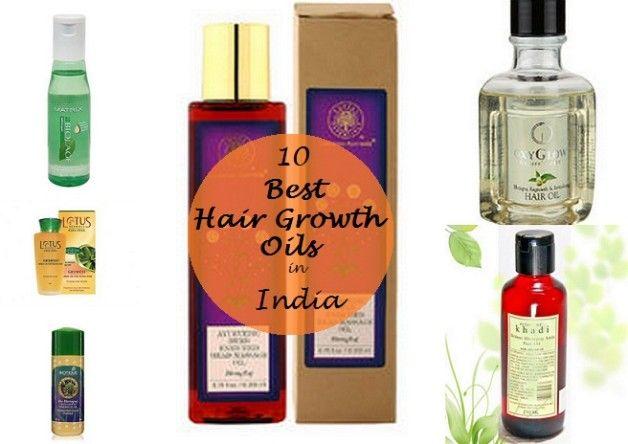 10 Die besten Öle für das Haarwachstum in Indien