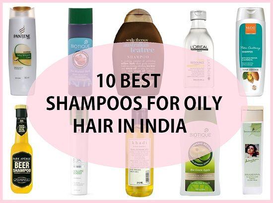 10 Die besten Shampoos für fettiges Haar in Indien