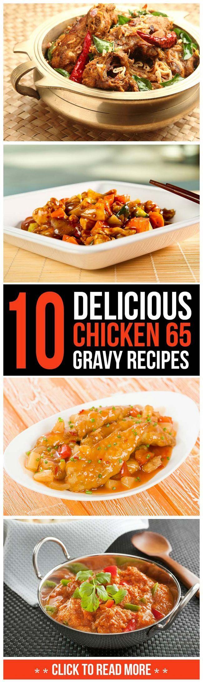 10 Köstliches Huhn 65 Soße Rezepte, die Sie müssen versuchen,