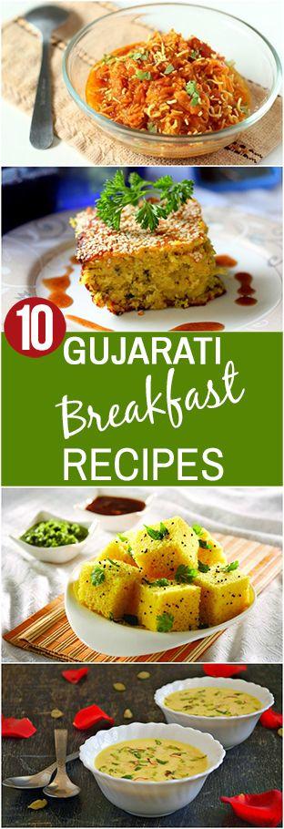 10 Köstliche gujarati Frühstück Rezepte, die Sie müssen versuchen,
