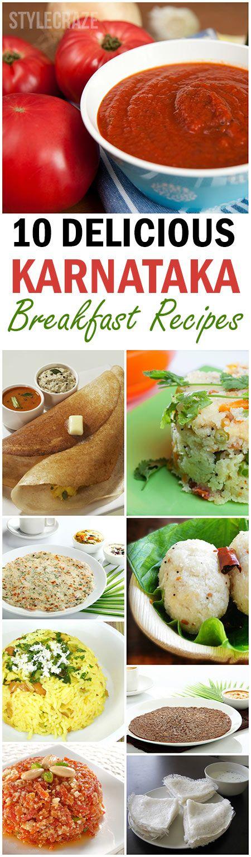10 Köstliche karnataka Frühstück Rezepte, die Sie müssen versuchen,