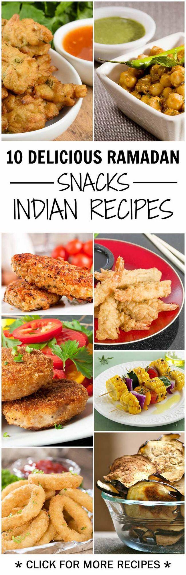 10 Köstliche ramadan Snacks indische Rezepte müssen Sie