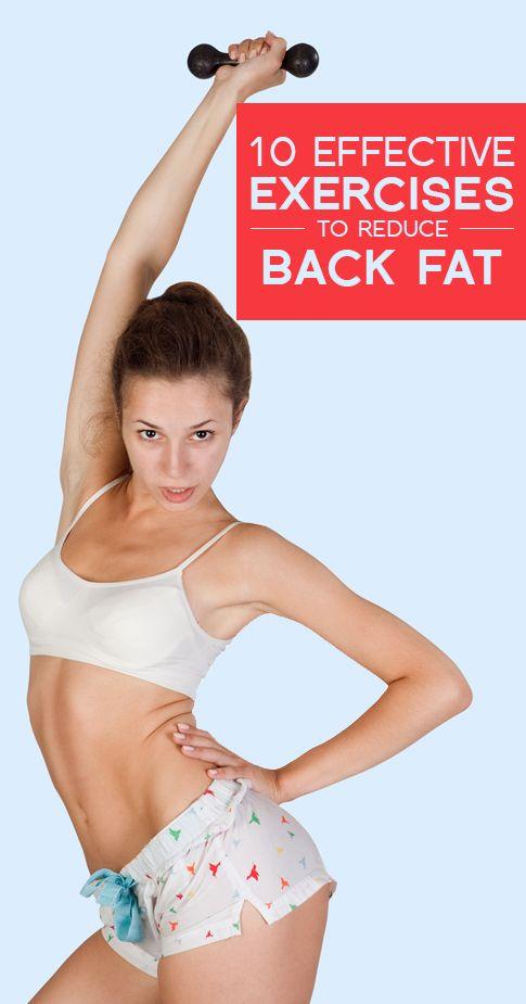 10 Effektive Übungen, Fett zu reduzieren zurück