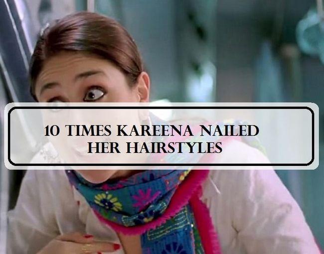 10 Kareena kapoor Frisuren lassen Sie sich inspirieren von