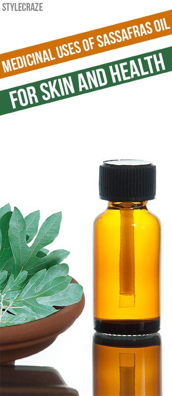 10 Medizinischer Gebrauch von sassafras Öl für Haut und Gesundheit