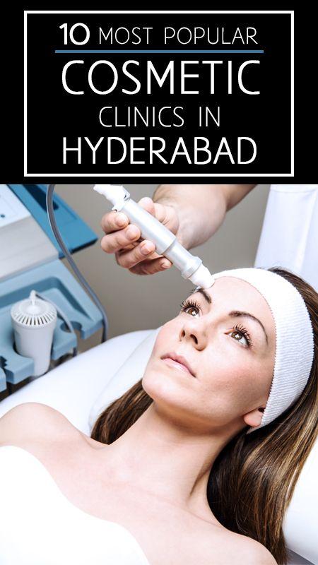 10 Beliebtesten kosmetischen Kliniken in hyderabad