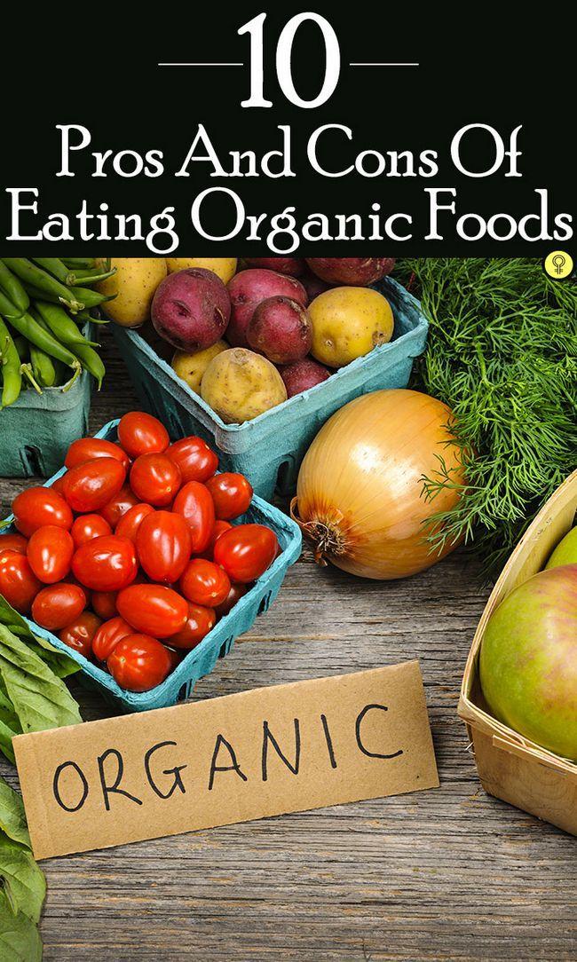 10 Vor-und Nachteile von Bio-Lebensmittel zu essen