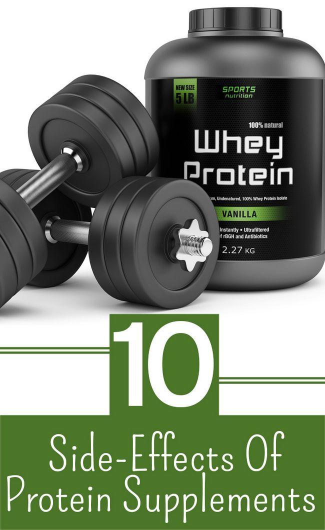 10 Nebenwirkungen von Protein-Ergänzungen sollten Sie sich bewusst sein,