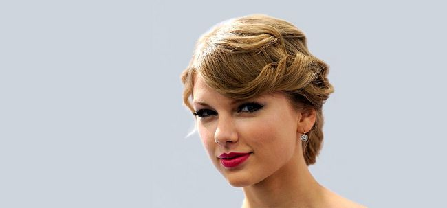 10 Erstaunliche Taylor schnell updo Frisuren