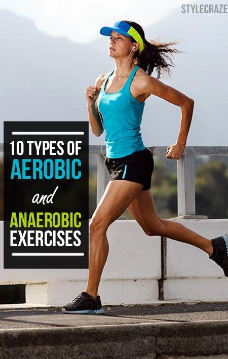10 Arten von aeroben und anaeroben Übungen