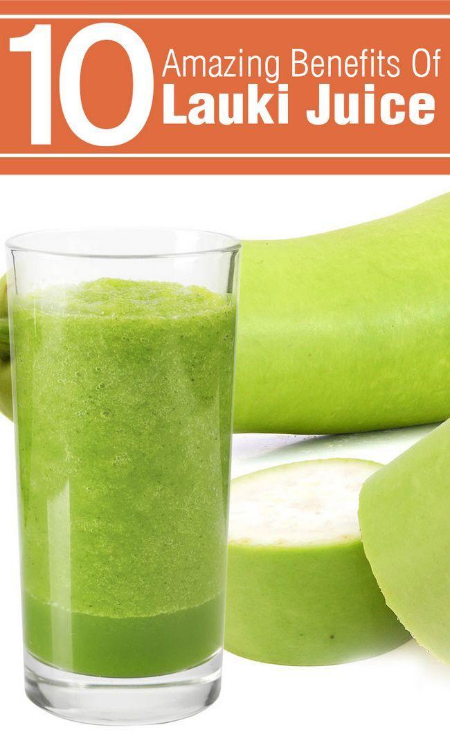 11 Erstaunliche Vorteile von lauki Saft für Gesundheit, Schönheit und Gewichtsverlust