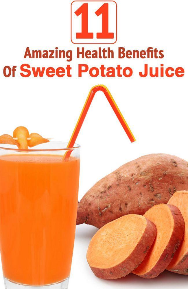 11 Erstaunlicher Nutzen für die Gesundheit von süßem Kartoffelsaft (shakarkandi ka ras)