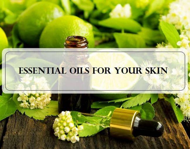 11 Top ätherische Öle für die Hautaufhellung und Aufhellung