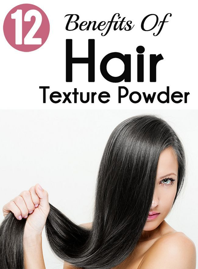 12 Erstaunliche Vorteile der Haarstruktur Pulver