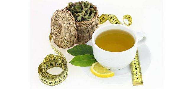12 Erstaunliche gesundheitliche Vorteile von Schlankheits-Tee